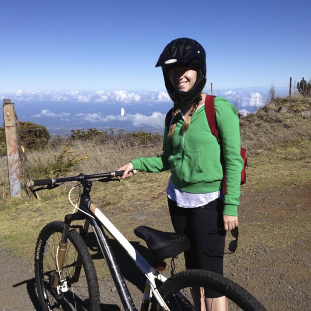 Maui Bike The Volcano