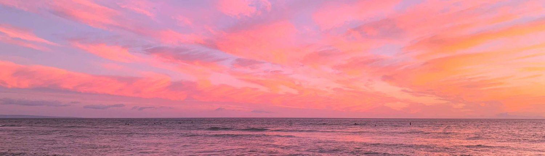 Maui Launiupoko Sunset